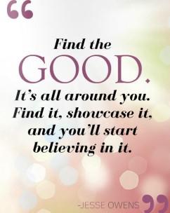 Find good